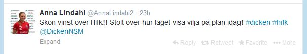 2014-02-22 HIFK-Dicken @AnnaLindahl2