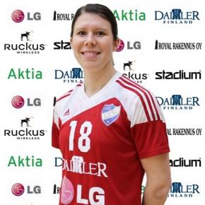 Linda Cainberg (HIFK)