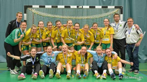 Kauden 2014-2015 pronssia voittanut Sjundeå IF