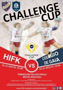 HIFK Challenge-Cup 2015