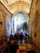 One of so many corridors.