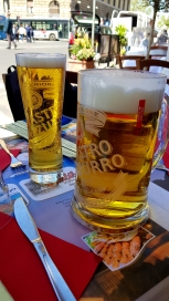 """""""Normal or large birra?"""""""