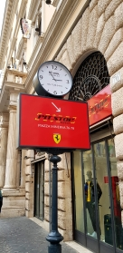 Ferrari Pit Stop store.