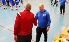 Unbeatable coach Kaulio so far during Finnhandball season 19-20.