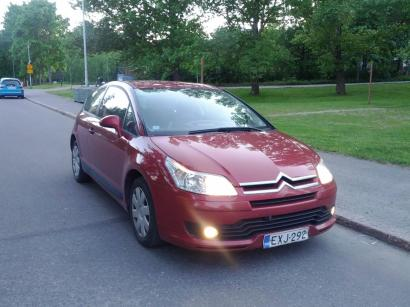 Citroen C4 Coupé.