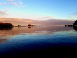 The Finnish archipelago can be so beautiful.